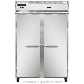 Continental Refrigerator 2RF-SA Refrigerator Freezer, Reach-In