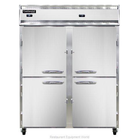 Continental Refrigerator 2RFE-HD Refrigerator Freezer, Reach-In