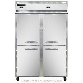 Continental Refrigerator 2RFNHD Refrigerator Freezer, Reach-In