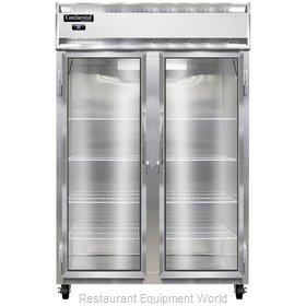 Continental Refrigerator 2RNGD Refrigerator, Reach-In