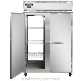 Continental Refrigerator 2RNPT Refrigerator, Pass-Thru