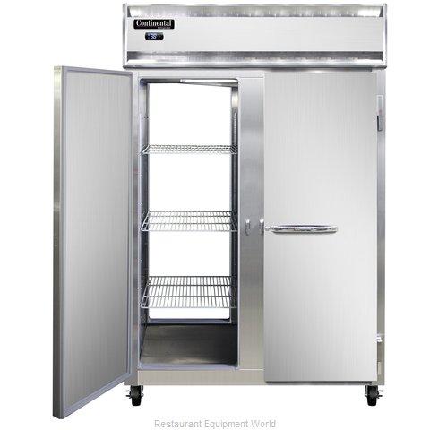 Continental Refrigerator 2RNSAPT Refrigerator, Pass-Thru