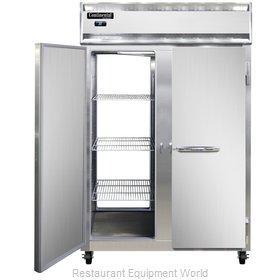 Continental Refrigerator 2RNSSPT Refrigerator, Pass-Thru