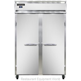 Continental Refrigerator 2RS Refrigerator, Reach-In