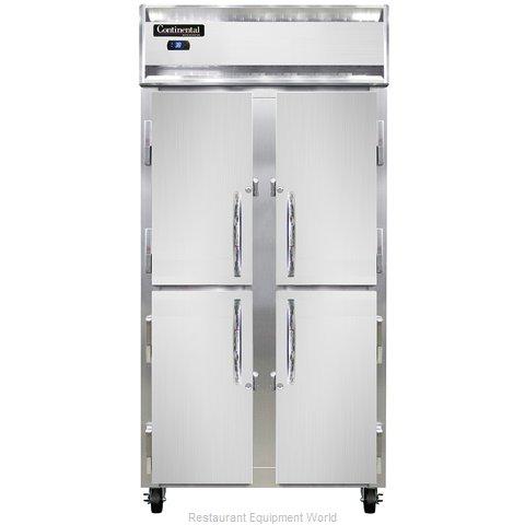 Continental Refrigerator 2RSE-HD Refrigerator, Reach-In