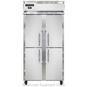 Continental Refrigerator 2RSENHD Refrigerator, Reach-In