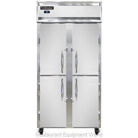 Continental Refrigerator 2RSENSSHD Refrigerator, Reach-In