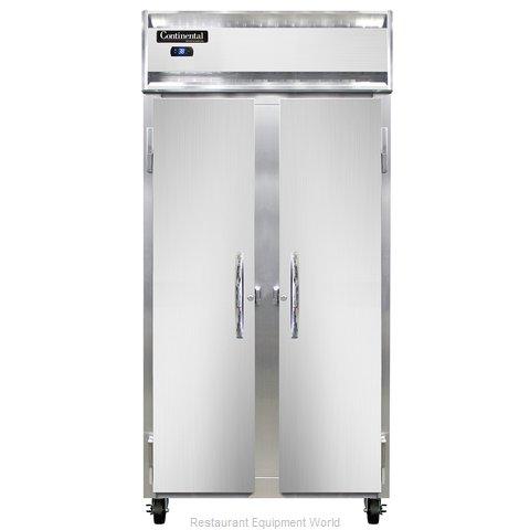 Continental Refrigerator 2RSES Refrigerator, Reach-In