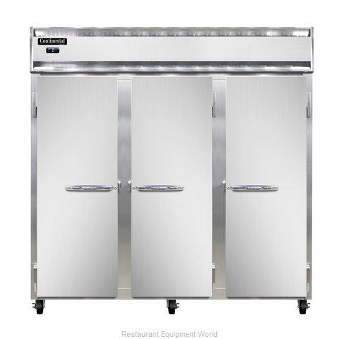 Continental Refrigerator 3F-PT Freezer, Pass-Thru