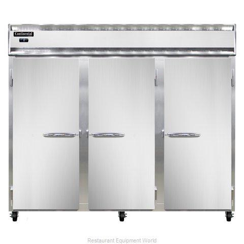Continental Refrigerator 3FE-PT Freezer, Pass-Thru