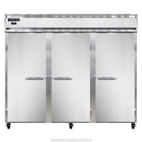 Continental Refrigerator 3FE-SA-PT Freezer, Pass-Thru