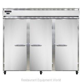 Continental Refrigerator 3FE Freezer, Reach-In