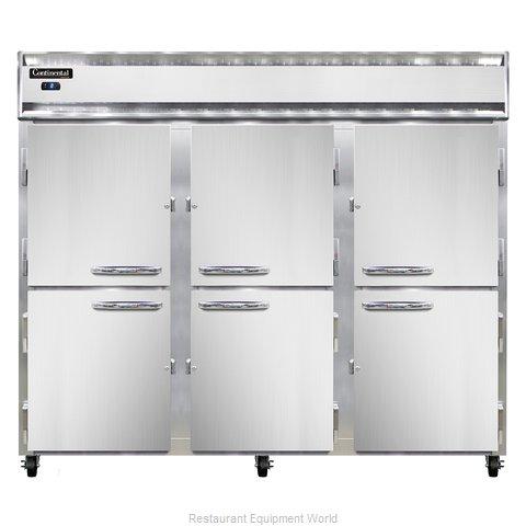 Continental Refrigerator 3FES-HD Freezer, Reach-In
