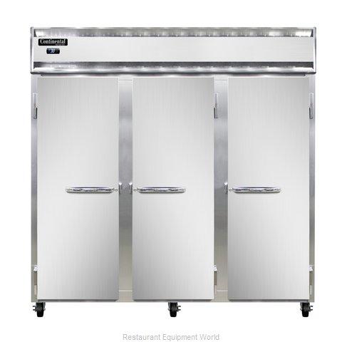 Continental Refrigerator 3R-PT Refrigerator, Pass-Thru