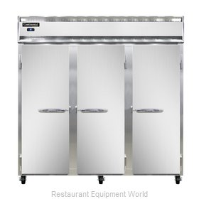 Continental Refrigerator 3R-SA Refrigerator, Reach-In