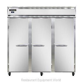 Continental Refrigerator 3R-SS Refrigerator, Reach-In