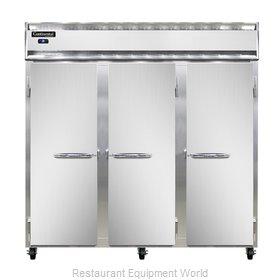 Continental Refrigerator 3R Refrigerator, Reach-In