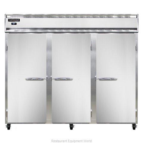 Continental Refrigerator 3RE-SA-PT Refrigerator, Pass-Thru