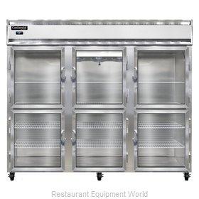 Continental Refrigerator 3RENGDHD Refrigerator, Reach-In