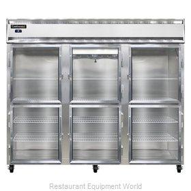 Continental Refrigerator 3RENSAGDHD Refrigerator, Reach-In