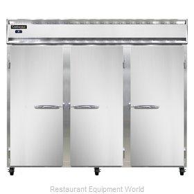 Continental Refrigerator 3RES-SA Refrigerator, Reach-In