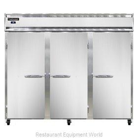 Continental Refrigerator 3RES Refrigerator, Reach-In