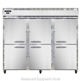 Continental Refrigerator 3RESNHD Refrigerator, Reach-In