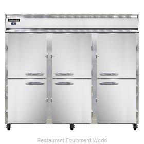 Continental Refrigerator 3RESNSSHD Refrigerator, Reach-In