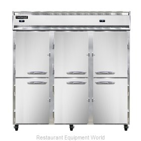 Continental Refrigerator 3RFF-HD Refrigerator Freezer, Reach-In