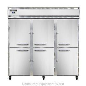 Continental Refrigerator 3RSNHD Refrigerator, Reach-In