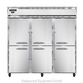 Continental Refrigerator 3RSNSSHD Refrigerator, Reach-In