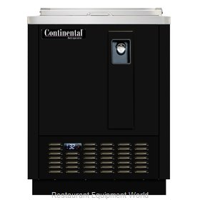 Continental Refrigerator CBC24-DC Bottle Cooler