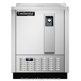 Continental Refrigerator CBC24-SS Bottle Cooler