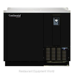 Continental Refrigerator CBC37-DC Bottle Cooler