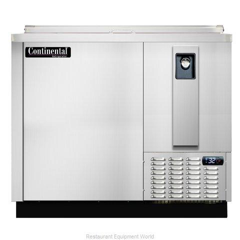 Continental Refrigerator CBC37-SS-DC Bottle Cooler