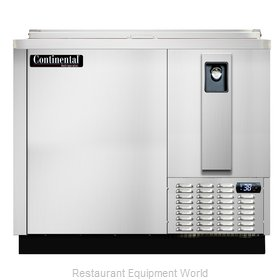 Continental Refrigerator CBC37-SS Bottle Cooler