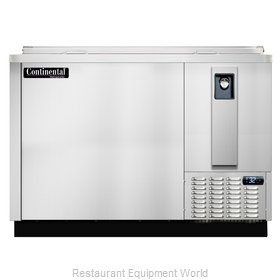 Continental Refrigerator CBC50-SS-DC Bottle Cooler