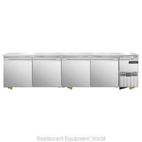 Continental Refrigerator CRA118-U Refrigerator, Undercounter, Reach-In