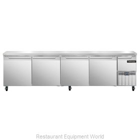 Continental Refrigerator CRA118 Refrigerated Counter, Work Top