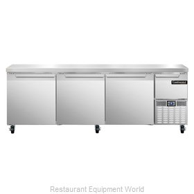 Continental Refrigerator CRA93 Refrigerated Counter, Work Top