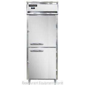 Continental Refrigerator D1RENHD Refrigerator, Reach-In