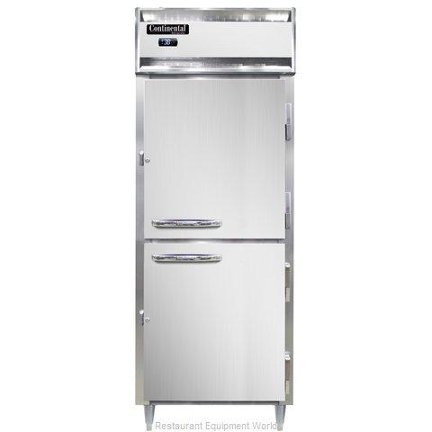 Continental Refrigerator D1RENPTHD Refrigerator, Pass-Thru