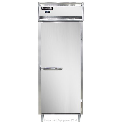 Continental Refrigerator D1RENSAPT Refrigerator, Pass-Thru