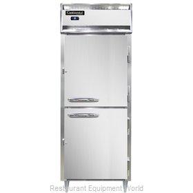 Continental Refrigerator D1RENSAPTHD Refrigerator, Pass-Thru