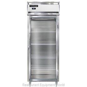 Continental Refrigerator D1RENSSGD Refrigerator, Reach-In