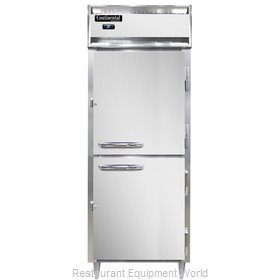 Continental Refrigerator D1RENSSHD Refrigerator, Reach-In