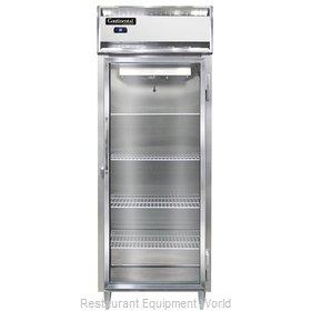 Continental Refrigerator D1RESNSAGD Refrigerator, Reach-In
