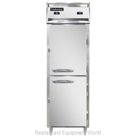 Continental Refrigerator D1RFNSAHD Refrigerator Freezer, Reach-In