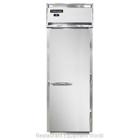 Continental Refrigerator D1RIN-E Refrigerator, Roll-In