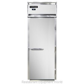 Continental Refrigerator D1RIN Refrigerator, Roll-In